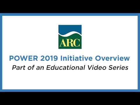POWER 2019 Initiative Overview
