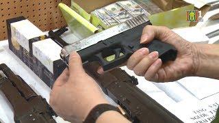 Trấn áp tội phạm, tăng cường quản lý vũ khí nóng và vật liệu nổ | Tin tức cập nhật 24h