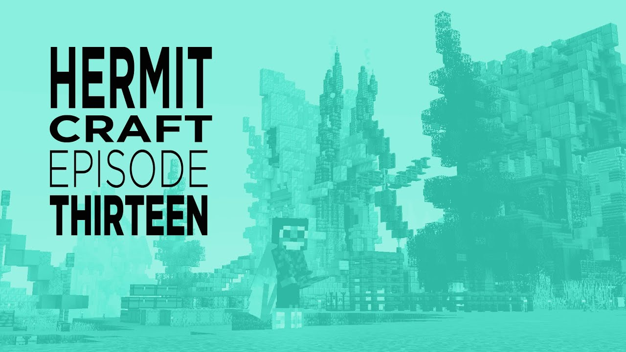 Download The Sneaky Scouting Mission :: Hermitcraft #13 Season 8