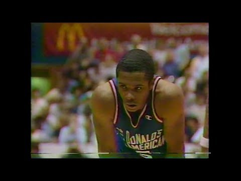 1985 McDonald's High School Basketball All-American Game