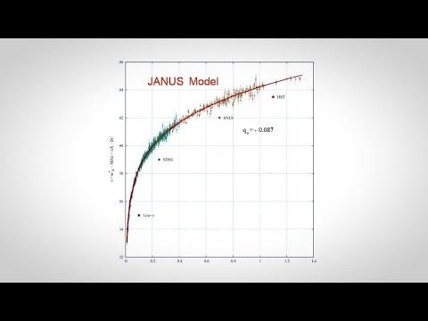 JANUS 16 : Pourquoi l'expansion cosmique accélère