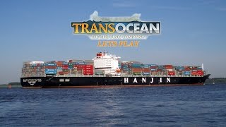 TransOcean The Shipping Company Campaign - Lets Play (Episode 1) - We Started A Company!