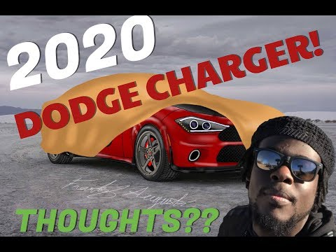 2020 Dodge Charger designs!!