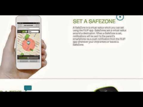 How to track Your Kids or Anyone with Filip Smart Watch & AT&T; Send Text, Make Calls