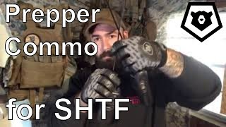 Prepper Commo for SHTF Minuteman Militia