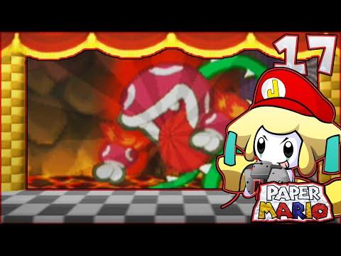 Paper Mario 64 - Episode 17 - HOT!