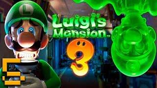 AGUAS FANTASMAGÓRICAS - Luigi's Mansion 3 - Directo 5