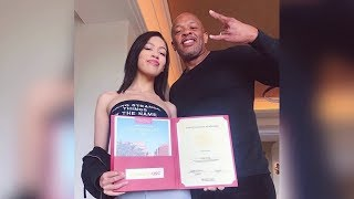 Dr. Dre Deletes Instagram Post Bragging About Daughters Usc Acceptance