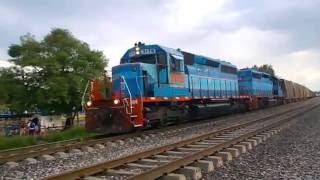 Ex FNM 3178 y 3101 mixto pasando por Las Juntas Tlaquepaque Jalisco