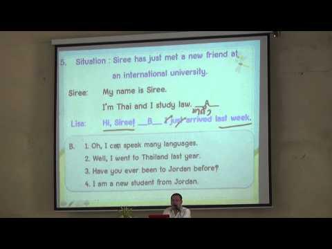 ติวโอเน็ตวิชาภาษาอังกฤษ ม  3 57 Part 2