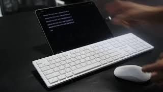 블레이즈 SDC201 아이패드 프로 무선 마우스 키보드…
