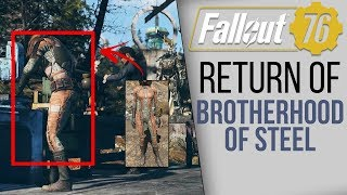 Fallout 76: Which Factions Will Appear - Brotherhood of Steel and Enclave?