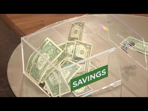 A Whole New Way to Think About Saving Money That's Pure Genius