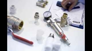Промывной фильтр механической очистки воды с манометром(Промывной фильтр механической очистки воды с манометром. Подробнее: http://www.alterplast.ru/about/news/news-83147.php?sphrase_id=86149..., 2015-09-21T06:58:40.000Z)