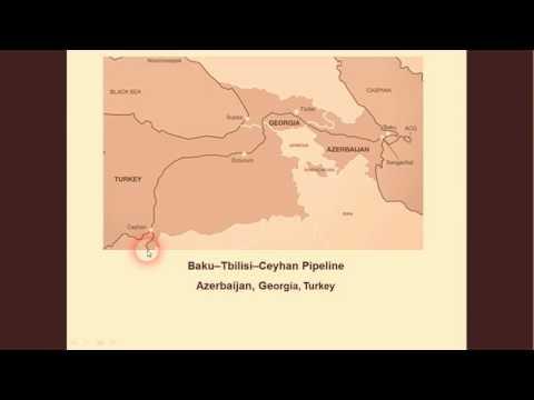 Baku Tbilisi Ceyhan Pipeline