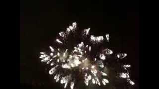 Star Wars Fireworks at O.co Coliseum
