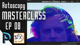 How to do Hair Roto Part 2, Tips for Hair ROTO - Silhouette FX Rotoscopy Masterclass - EP 08 [HINDI]