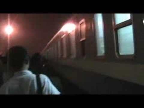Lao Cai to Hanoi Night Train