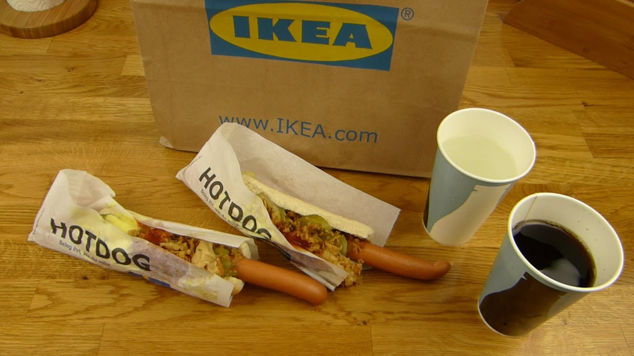 ikea hot dog xl youtube. Black Bedroom Furniture Sets. Home Design Ideas