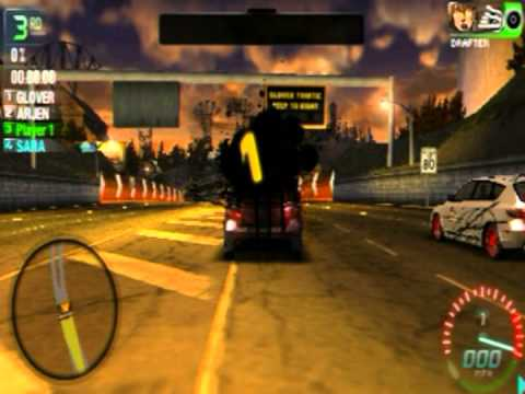 Need For Speed Carbon Own The City Psp Part 1 Youtube