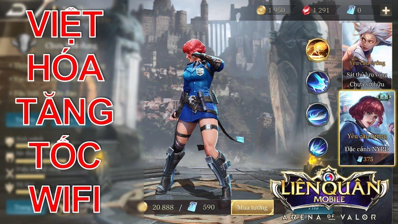 Hướng dẫn mới nhất 2018: Tải bản đài Loan + Việt Hóa + Thủ thuật chơi game k lag