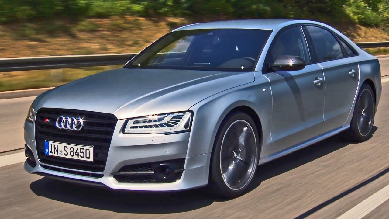 2016 Audi S8 Plus 605 Hp Footage Youtube