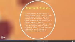 ¿ Que es Construct 2 ? Videojuegos HTML 5