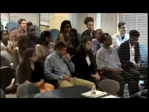 Student Internship Presentation 2014
