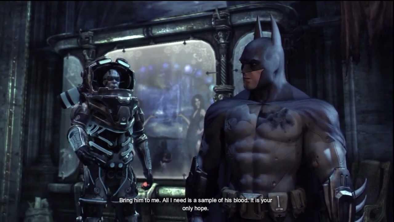 Batman: Arkham City PART 14 Robin Gameplay Walkthrough ...