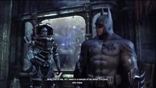 Batman: Arkham City PART 14 Robin Gameplay Walkthrough