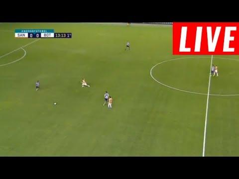 Live santos vs botafogo live stream