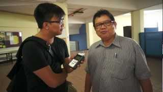 MGCCON 2012 - A Few Minutes With Lat