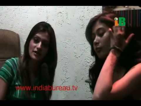 Niti Kapoor's Interview By India Bureau TV @ Mumbai