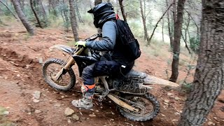 ENDURO IS AWESOME | TheMotoAddict | GREECE