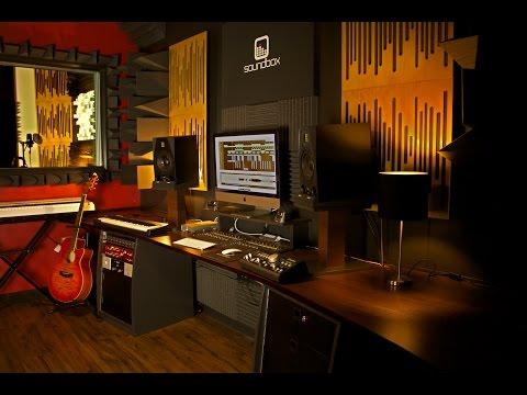 Soundbox Studios - How to build a recording studio