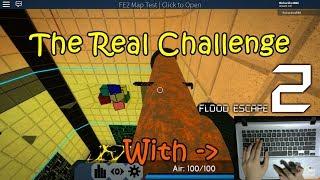 Roblox ? FE2 Map Test: El verdadero desafío completado con Trackpad
