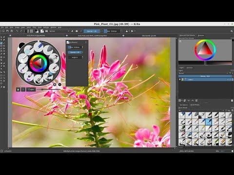 Linux Photoshop Alternatives