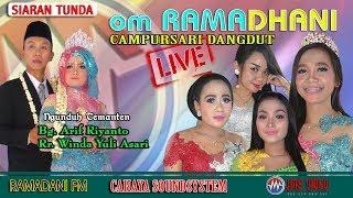 LIVE TUNDA OM. RAMADHANI// CAHAYA SOUNDSYSTEM// JMS SHOOTING