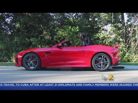Ed's Driveway: Jaguar F-Type SVR