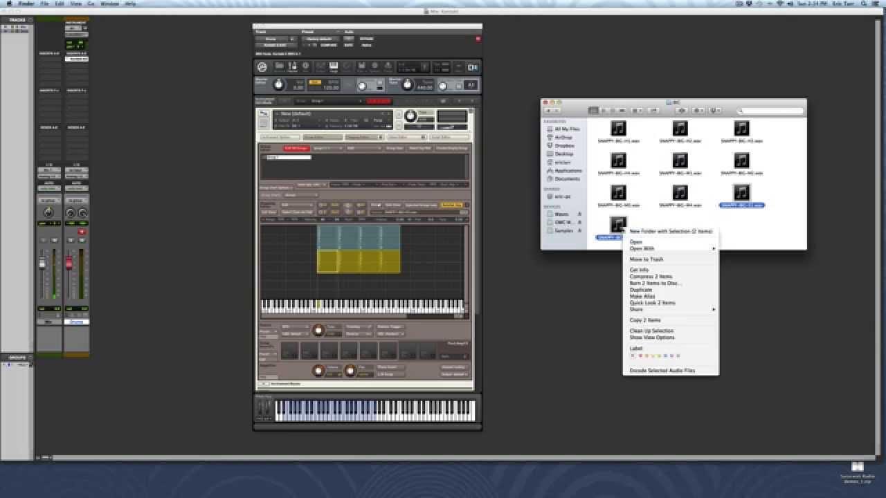 How to Set up Native Instruments Kontakt 5 to Trigger Drum