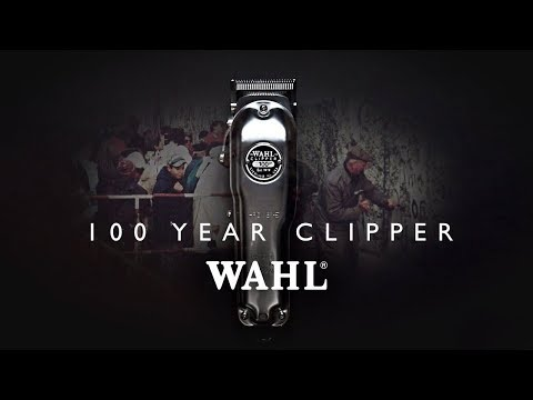 WAHL - 100 Years Anniversary Clipper - Limited