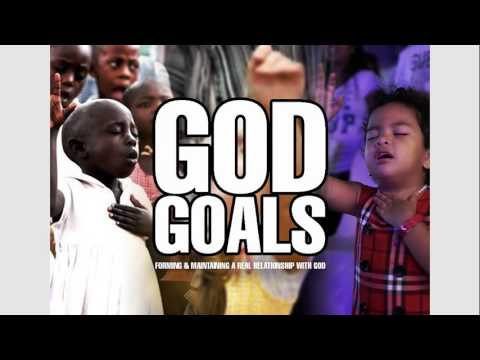 "DR. MYRON EDMONDS- GOD GOAL- ""Crazy Love"" - 1.7.17"