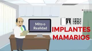 Implantes mamarios noticia de último momento