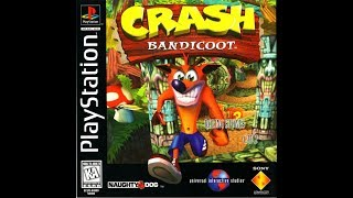 Crash Bandicoot - Rolling Stones - PSX - PS1