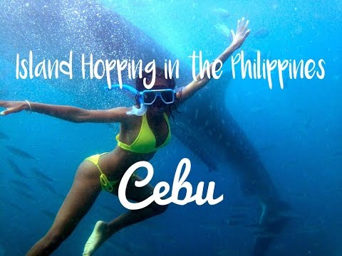 Island Hopping in the Philippines: Cebu