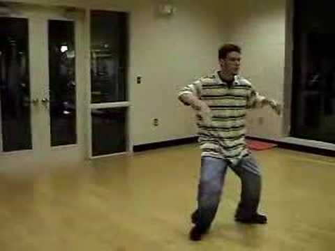 Pop lock freestyle to wutang mix. dance