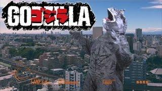 Godzilla (PS4) Angry Review (rus sub)