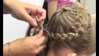Плетение косы  \