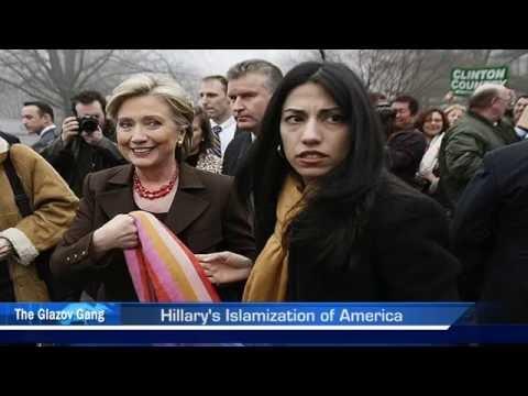 Hillary's Islamization of America