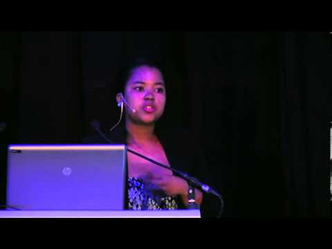 Nomvuyo Guma's presentation at The Economy Roadshow - Turbine Hall, JHB